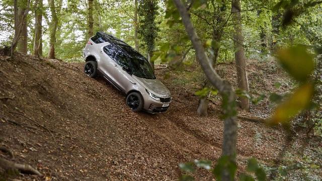 Land Rover Discovery 2021 - động cơ mới, diện mạo mới - 9