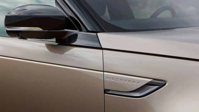 Land Rover Discovery 2021 - động cơ mới, diện mạo mới - 11