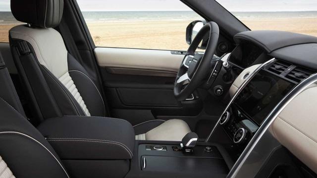 Land Rover Discovery 2021 - động cơ mới, diện mạo mới - 14