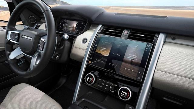 Land Rover Discovery 2021 - động cơ mới, diện mạo mới - 15