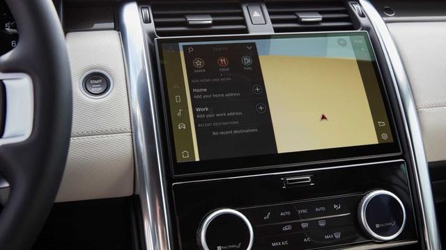 Land Rover Discovery 2021 - động cơ mới, diện mạo mới - 16