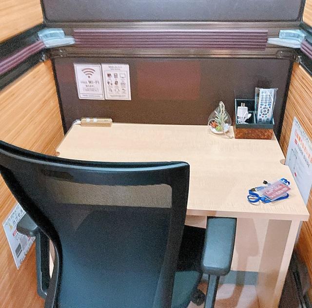 Bên trong văn phòng con nhộng tại Nhật: Miễn phí Wi-Fi, TV, sạc điện... - 4