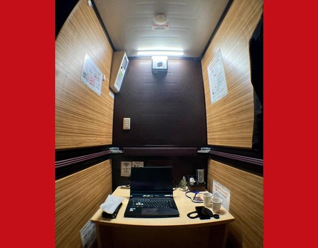 Bên trong văn phòng con nhộng tại Nhật: Miễn phí Wi-Fi, TV, sạc điện... - 6