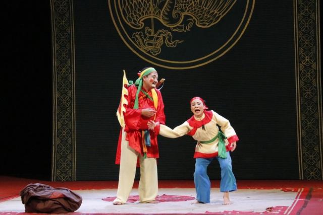 Trao 28 huy chương cho các tài năng trẻ sân khấu Chèo chuyên nghiệp - 2