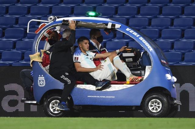 Messi đen đủi, Argentina đứt mạch toàn thắng ở vòng loại World Cup - 8