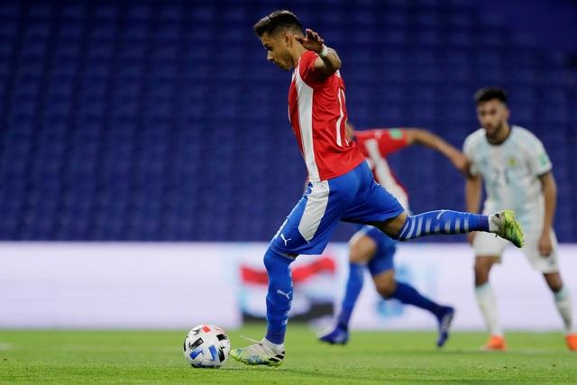 Messi đen đủi, Argentina đứt mạch toàn thắng ở vòng loại World Cup - 3