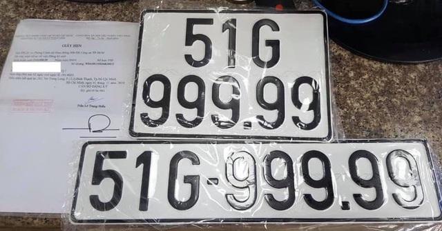 Bộ trưởng Công an lên tiếng về việc đấu giá biển xe ô tô số đẹp - 2
