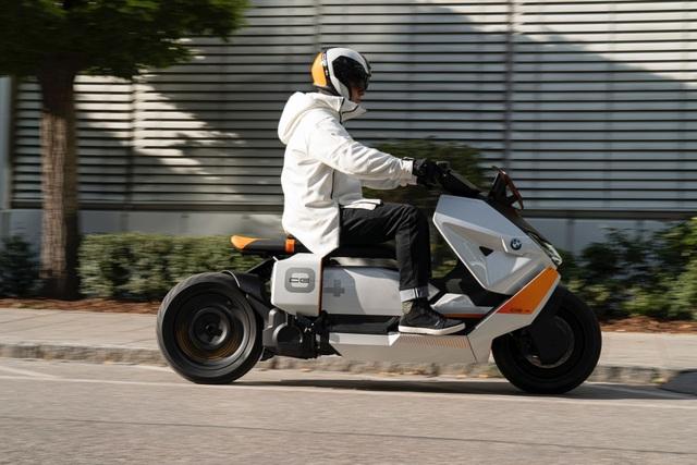 BMW CE04 - Cái nhìn mới về xe máy điện - 8