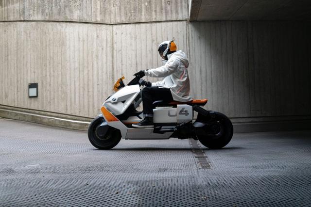 BMW CE04 - Cái nhìn mới về xe máy điện - 9