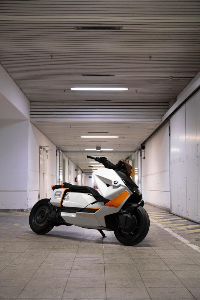 BMW CE04 - Cái nhìn mới về xe máy điện - 19