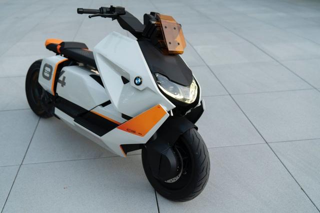 BMW CE04 - Cái nhìn mới về xe máy điện - 14