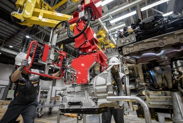 Phát triển công nghiệp hỗ trợ sản xuất ô tô: Vẫn loay hoaytìm lối thoát - 1