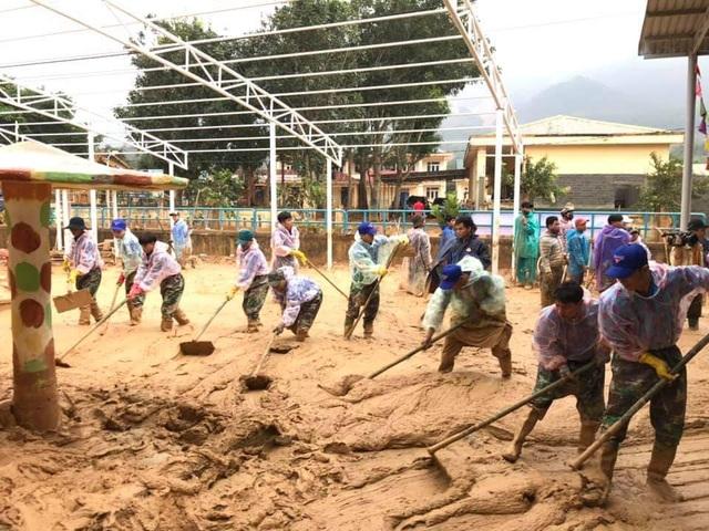 Quảng Trị: Học sinh trở lại trường là niềm vui lớn nhất dịp 20/11 - 5