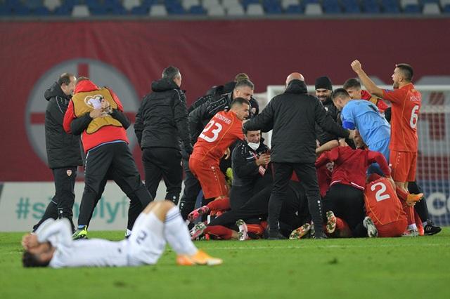 Xác định xong 4 đội bóng cuối cùng dự Euro 2021 - 13