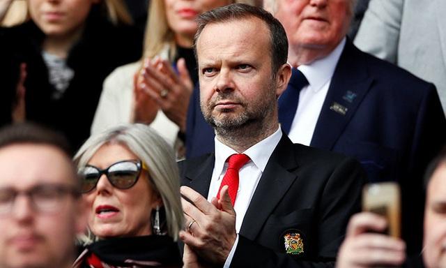 Sếp lớn của Man Utd lên tiếng về tương lai HLV Solskjaer - 2