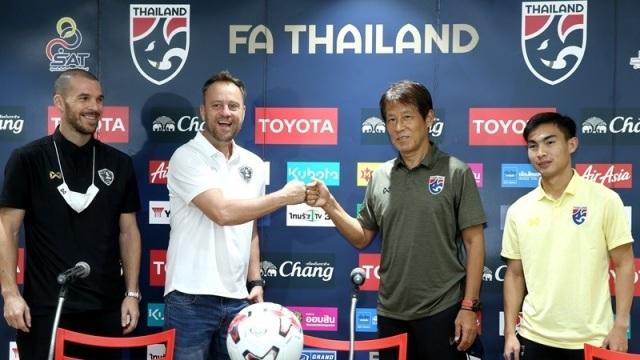 HLV Nishino hé lộ đội hình Thái Lan gặp Thai-League All Stars - 3