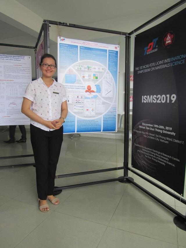 Nhà khoa học nữ 32 tuổi nhận giải thưởng Nghiên cứu trẻ xuất sắc về Vật lý - 1