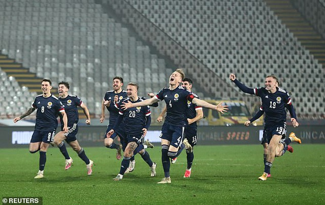 Xác định xong 4 đội bóng cuối cùng dự Euro 2021 - 5