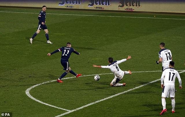 Xác định xong 4 đội bóng cuối cùng dự Euro 2021 - 1