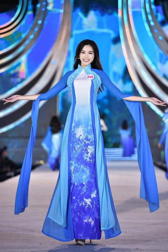 Ngắm nhan sắc Top 5 Người đẹp biển Hoa hậu Việt Nam 2020 - 3