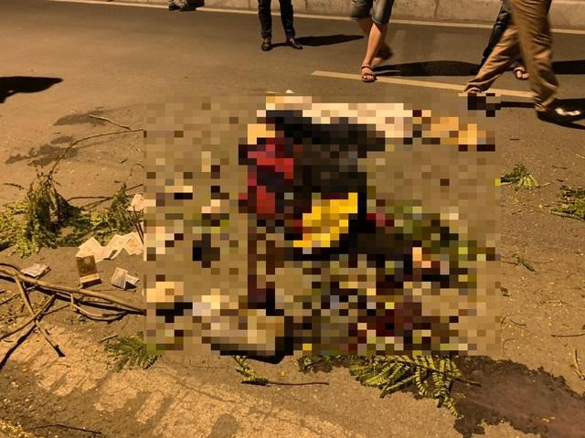 Hà Nội: Tìm nhân chứng vụ tai nạn khiến người đàn ông đi xe máy tử vong - 2