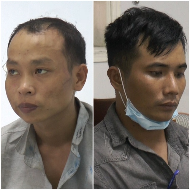 Khởi tố 2 bị can trộm xe máy ở Đà Nẵng đưa vào TPHCM tiêu thụ - 1