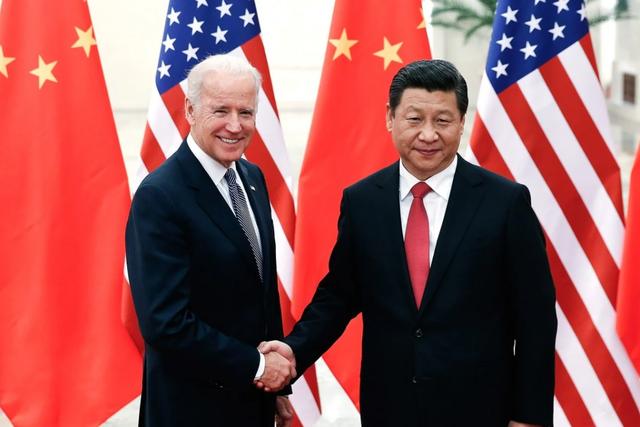 Trung Quốc chúc mừng ông Biden đắc cử tổng thống Mỹ - 1