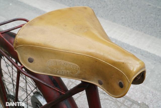 Chiếc xe máy cổ Georges Catte có tuổi đời gần 70 năm vẫn chạy tốt - 9
