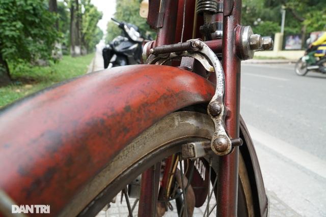 Chiếc xe máy cổ Georges Catte có tuổi đời gần 70 năm vẫn chạy tốt - 7