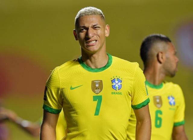 Vắng Neymar, Brazil nhọc nhằn chiến thắng ở vòng loại World Cup - 2