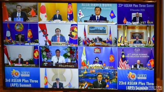 ASEAN và các nước đối tác tái khẳng định lập trường về Biển Đông - 1