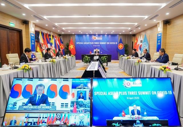 ASEAN và các nước đối tác tái khẳng định lập trường về Biển Đông - 2