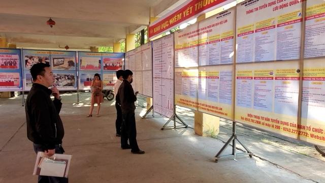 Hà Nội: Hơn 1.000 vị trí tại Phiên giao dịch việc làm quận Nam Từ Liêm - 2