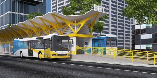 TPHCM quyết tâm thực hiện dự án buýt nhanh hơn 140 triệu USD - 1