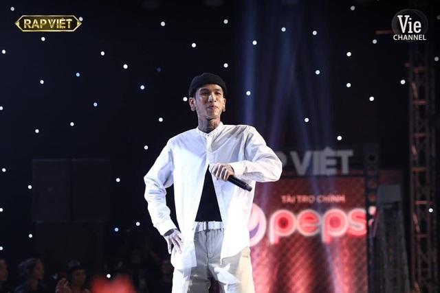 Công bố giải thưởng từ nhà tài trợ chính Rap Việt - 2