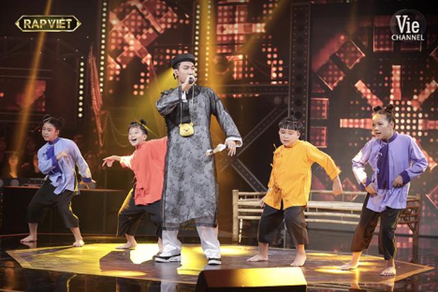 Công bố giải thưởng từ nhà tài trợ chính Rap Việt - 4