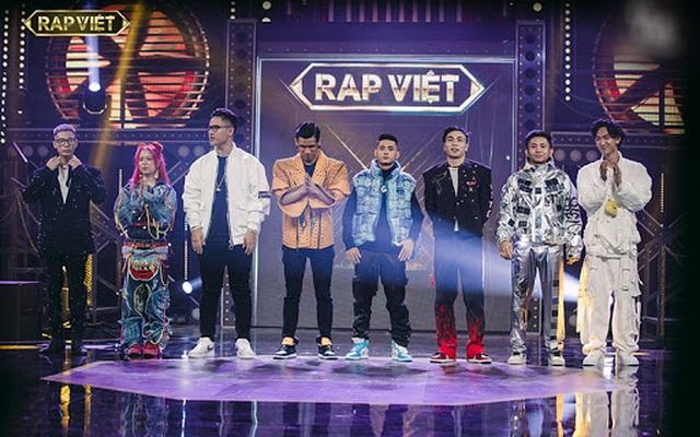Công bố giải thưởng từ nhà tài trợ chính Rap Việt - 8