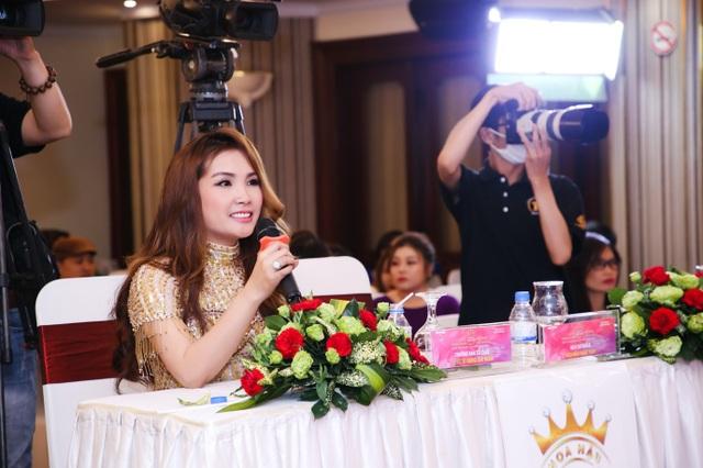 Cuộc thi Hoa Hậu Doanh nhân Việt Nam Toàn cầu sơ khảo phía Nam tại TP. HCM - 1