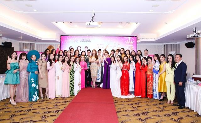 Cuộc thi Hoa Hậu Doanh nhân Việt Nam Toàn cầu sơ khảo phía Nam tại TP. HCM - 5