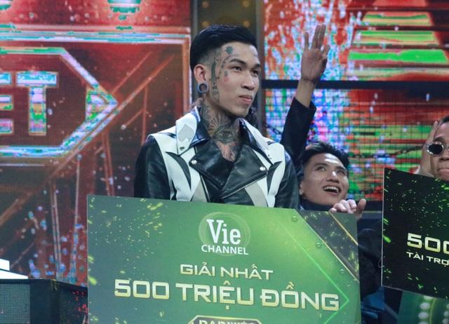"""Dế Choắt: """"Tôi không bất ngờ vì trở thành Quán quân Rap Việt"""" - 4"""