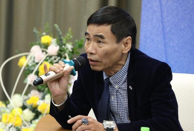 TS Lê Thẩm Dương: Người trẻ cần vượt 6 nỗi sợ để khởi nghiệp - 1