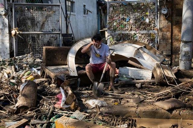 Vamco làm 45 người chết, trở thành bão chết chóc nhất Philippines năm 2020 - 2