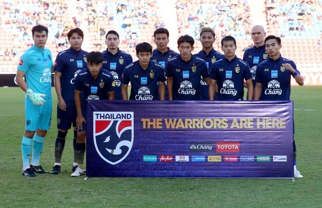 Thái Lan hoà đội Thai-League All Stars dù hai lần dẫn trước - 1