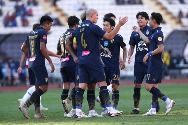 Thế hệ kế cận của bóng đá Thái Lan không quá ấn tượng - 1