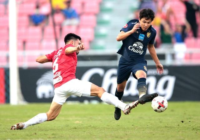Thái Lan hoà đội Thai-League All Stars dù hai lần dẫn trước - 3