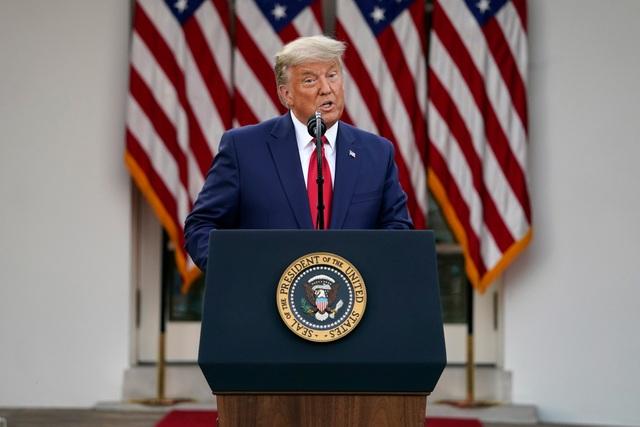 Ông Trump tái xuất, tiếp sức đảng Cộng hòa ở bang chiến trường - 1
