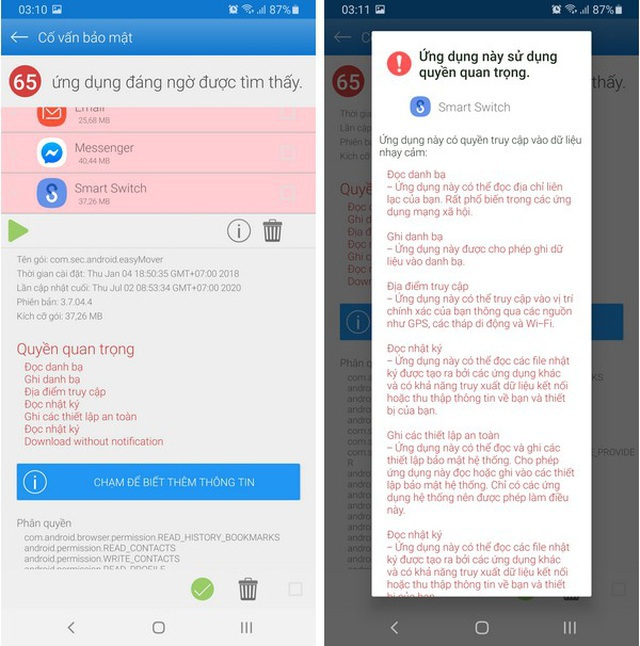 Thủ thuật đăng ký từ chối cuộc gọi, tin nhắn quảng cáo nổi bật tuần qua - 3