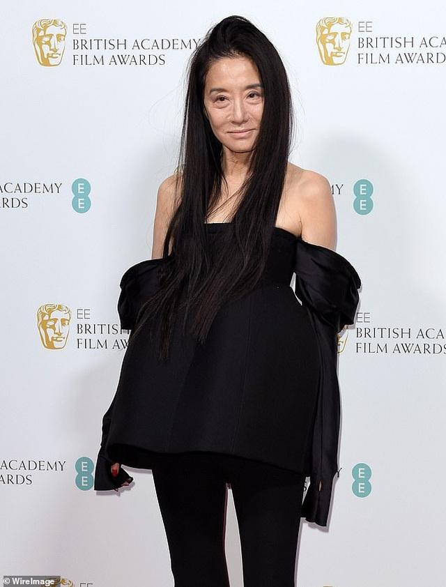 Bí quyết sở hữu thân hình nuột nà của nhà thiết kế thời trang Vera Wang - 1