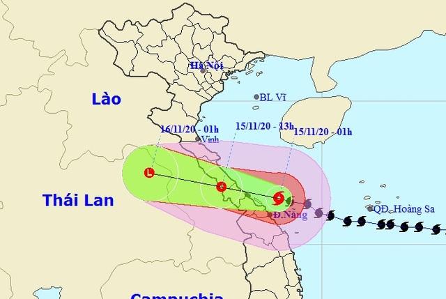 Bão quần thảo dữ dội tại Thừa Thiên Huế - Quảng Trị - 3