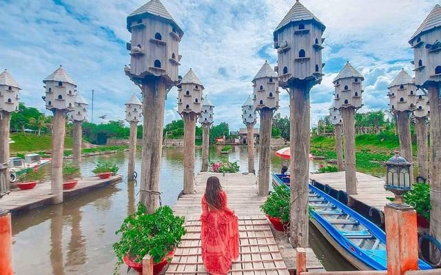 Rừng tràm Trà Sư - Tuyệt cảnh mùa nước nổi miền Tây - 9